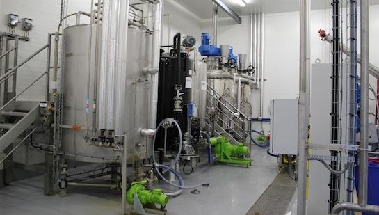 Atelier Eco-Ethanol à Melle