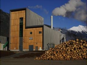Chaufferie biomasse BERTSCHenergy