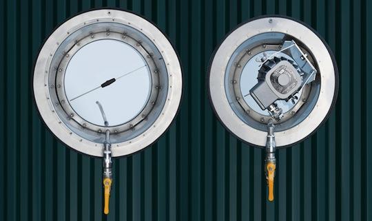 Hublots de contrôle, photo Biogaskontor web