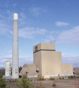 La centrale à charbon Atikokan à Toronto sera totalement convertie aux granulés de bois en 2014