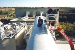 Prélèvement et analyse de gaz de combustion sur site par SocorAir