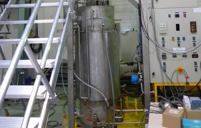 Production de méthane et hydrogène par fermentation de déchets ménagers