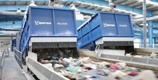 La valorisation énergétique des CSR et biomasses selon Komptech