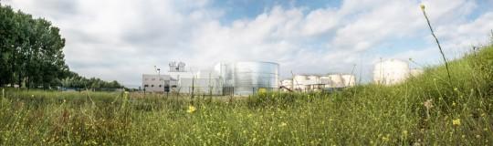 Installation de production de biodiesel du Havre pour Les Mousquetaires (Intermarché)