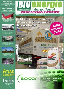Bioénergie International n°30 – Mars – avril 2014