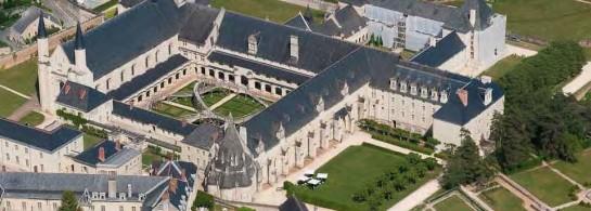 Abbaye de Fontevraud, cité durable