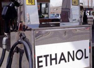 Ethanol Tankstelle