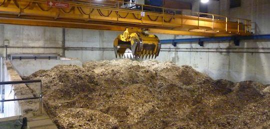 Durant la crise sanitaire, le bois reste la priorité dans les chaufferies biomasse