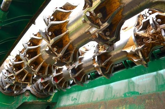Les rotors du Crambo, photo Frédéric Douard