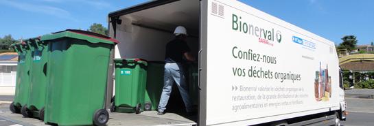 Collecte Bionerval