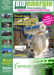 couv-Bioénergie International n°32 – Juillet-août 2014