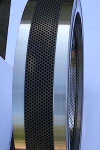 Filière de presse à granuler Promill, photo Promill