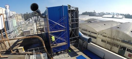 ACS, des séparateurs cycloniques de particules à haute efficacité
