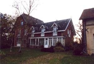 La maison de maître, photo ALEC 27