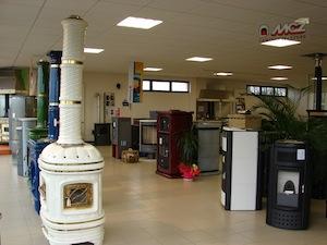 La salle d'exposition Flandre Energies, photo Flandre