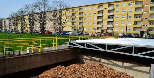 Les promesses de la condensation pour les chaudières à biomasse humide