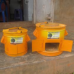 Réseau de distribution de poêles, GVEP