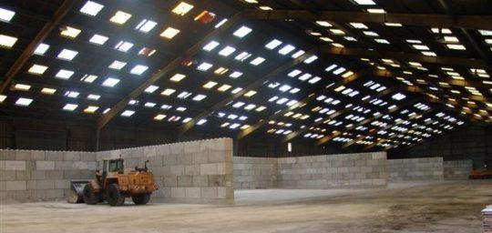 Stockage bois-énergie Euroports