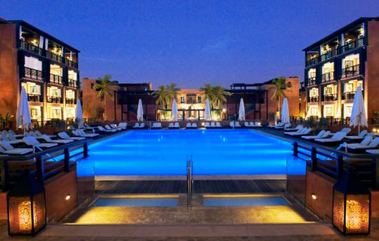 Hotel Barriere Marrakech Promotion