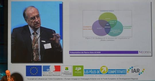 L'intervention de Pierre-Alain SCHIEB sur les enjeux de la bioéconomie