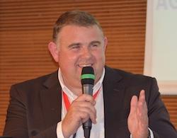 Christophe Evrard, Agriopale, qualifié de meilleur développeur de projets de la région, photo Frédéric Douard