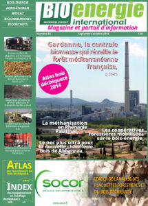 Couv bioénergie international n33 sept-oct 2014