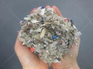 Combustibles Solides de Récupération finement broyés, photo Socor
