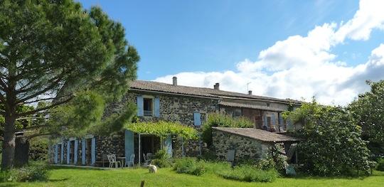 La maison familiale, photo Frédéric Douard