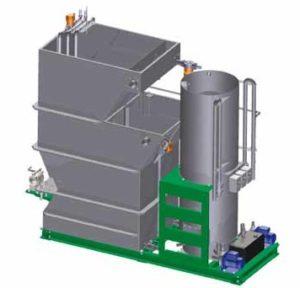 Module de traitement d'eau SaveEnergy