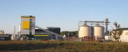 AET fournit une chaudière de 50 MW pour la cogénération biomasse chez DRT