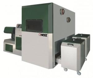La chaudière à bois déchiqueté Herz BioMatic de 450 kW