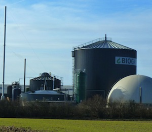 Air Liquide s'associe à Fonroche pour développer l'épuration du biogaz