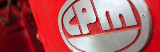 Logo CPM web