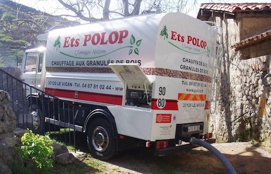 40 camions souffleurs de bois nergie transmanut en images for Bois flotte gard