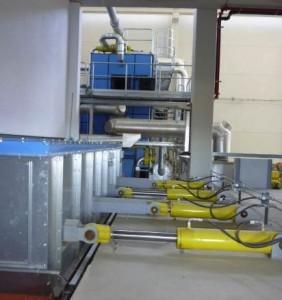 Les extracteurs de combustible Polytechnik, photo L'Oréal