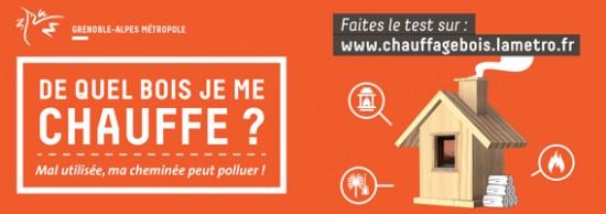 A Grenoble, la Métro milite pour des chauffages à bois plus performants