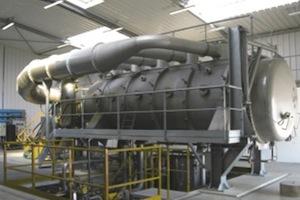 Evaporateur sous vide Biome
