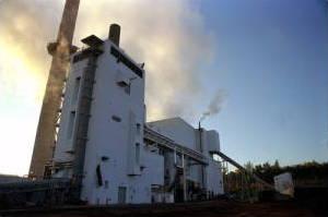 La centrale biomasse de Burlington, photo Dave Parsons, US Department of Energy