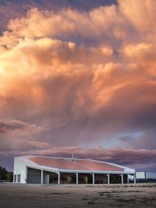 La chaufferie biomasse de l'Oréal Burgos, photo L'Oréal