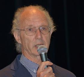 Bruno de Montclin, président du CIBE, photo Frédéric Douard