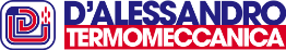 logo D′Alessandro Termomeccanica