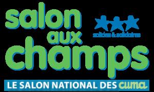 Logo Salon aux Champs - salon national des cuma