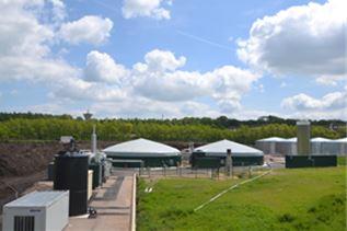 Le nouveau centre de valorisation organique de Faulquemont
