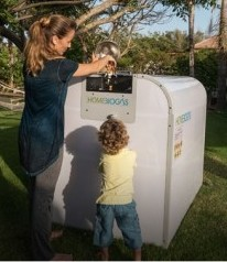 Homebiogas Unit