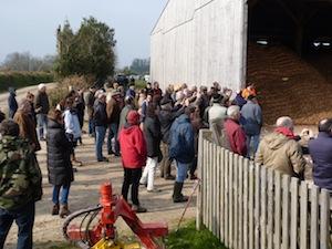 La journée a mobilisé près de 100 participants, photo Abibois