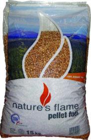 Natures Flame Pellet Bag