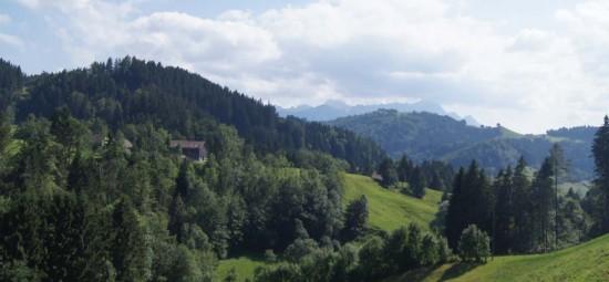 L'Appenzell, photo Energie Bois Suisse