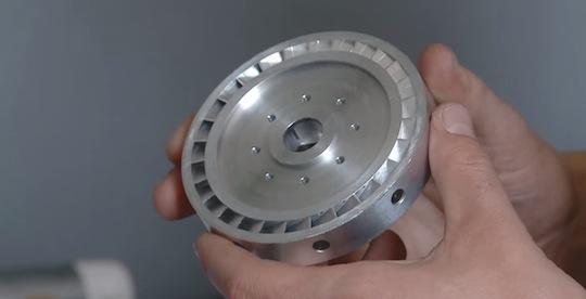 La micro-turbine ORC d'Enogia
