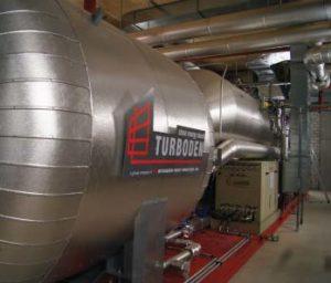 Le groupe ORC Turboden à Speiche & Trogen