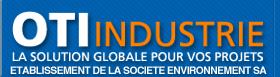 logo OTI industrie, Environnement SA